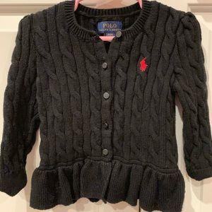 Polo Girl's Sweater
